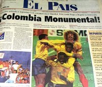 argentina colombia 5_0 1993