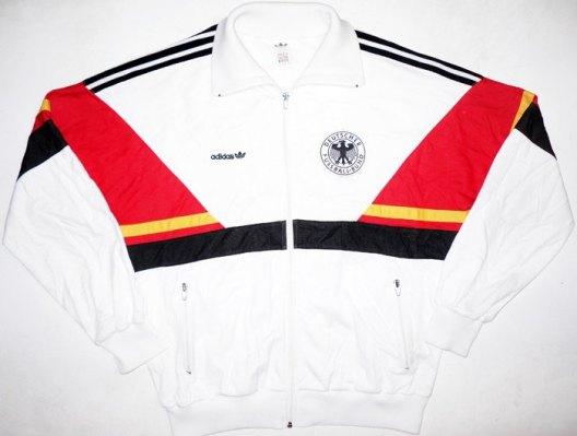 maglia germani ovest 1986