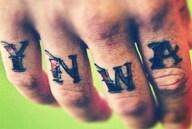 tatuaggio ynwa