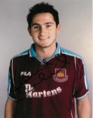 frank lampard west ham united