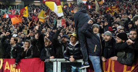 coro ultras roma