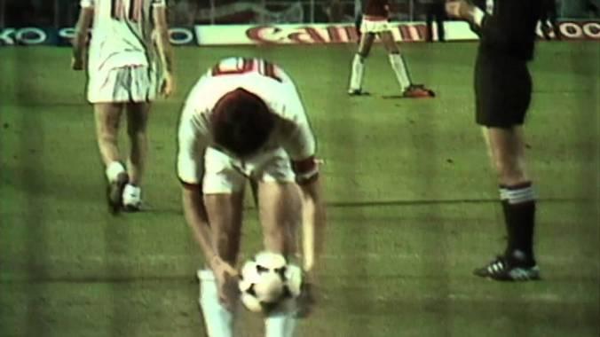 Calcio e cinema:11 metri racconta l'uomo Agostino Di Bartolomei