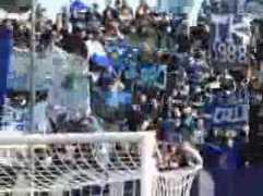 Canzone da stadio Dale Brindisi degli ultras Curva Sud