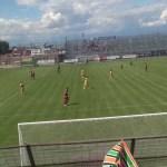 Coro ultras Curva Sud Unione Venezia Mestre vs Savona 12/5/2013