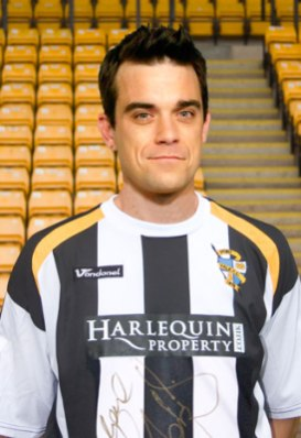 robbie williams port vale fc