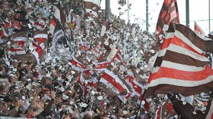 st pauli supporters