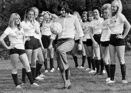 george best girls