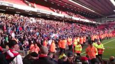 Coro tifosi Cardiff City favoloso, 5 minuti per Mackay