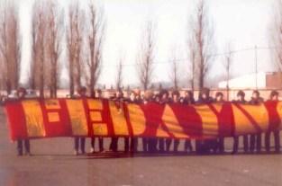 fedayn roma 1972