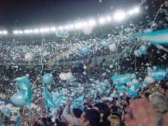 tifo argentina mondiali brasile
