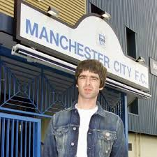 noel gallagher manchester city