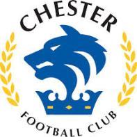 chester football club logo
