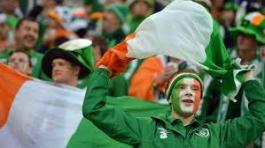 supporters football irlanda