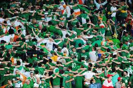 tifosi irlandesi calcio