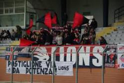 lions potenza ultras
