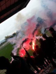 ultras warriors montenero
