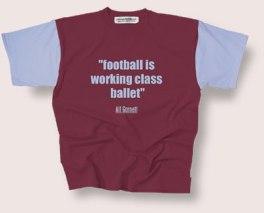 working class football fans