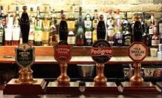 bar pub english