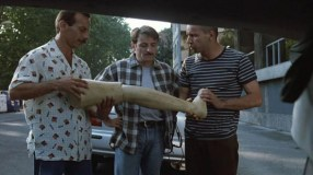 tre uomini e una gamba inter