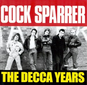 cock sparrer the decca years