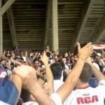 coro tifoseria san lorenzo argentina