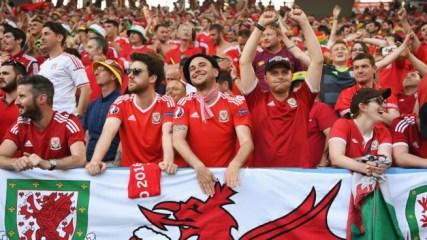 tifosi galles euro 2016 inno