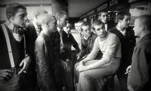 Arsenal: skinheads
