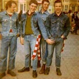 Arsenal skinheads 1971