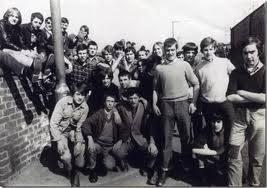 Sunderland: bootboys at Middlesbrough