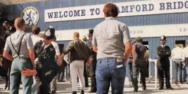Chelsea: skinhead a Stamford
