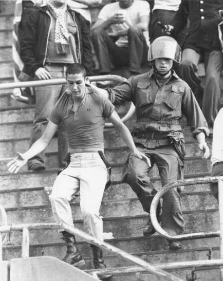 Inghilterra: skin arrestato a Torino - Belgio vs Inghilterra
