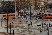 Genoa: skinheads nei tafferugli con gli ultras milanisti