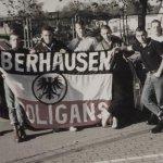 Oberhausen skinheads