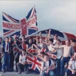 Inghilterra: skin ai mondiali di calcio di Spagna 1982