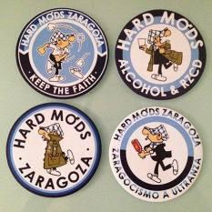 Real Zaragoza: Adesivi Hard Mods