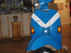 Brescia: Scooterista tifoso delle rondinelle