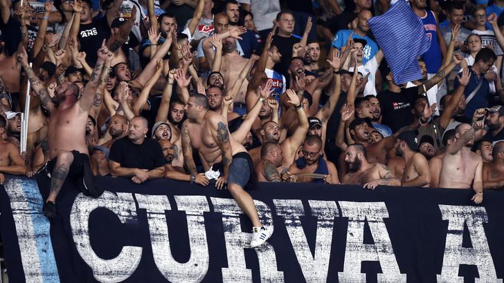 Passa il tempo e sono qua   Ultras Napoli – Football a 45 giri