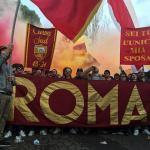 nuovo coro argentino curva sud roma