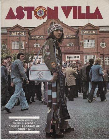 Aston Villa: bootboy