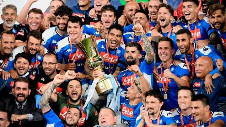 Napoli-Juventus Coppa Italia 2020: considerazioni sparse