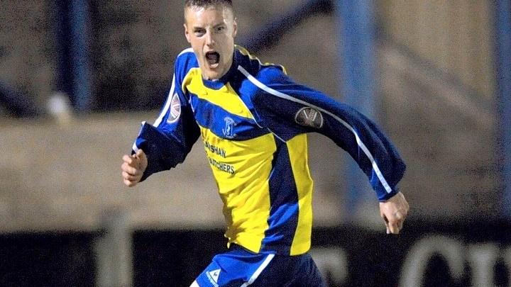 Jamie Vardy, la leggenda del Leicester che venne dal nulla