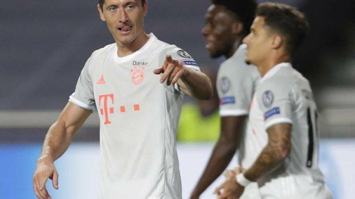 Champions League Review: i numeri dei quarti di finale