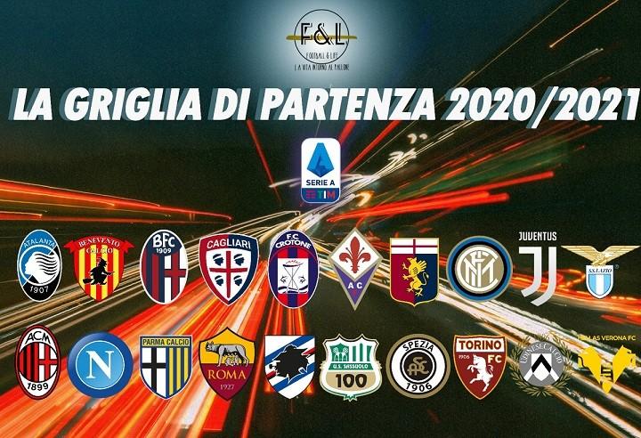 Guida alla Serie A 2020-21: il nostro power ranking