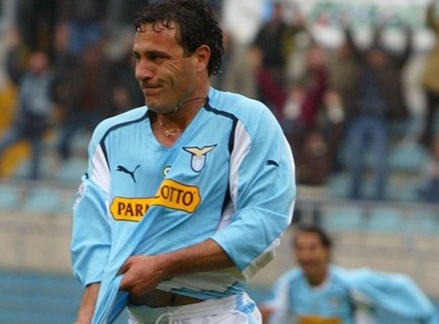 Roberto Muzzi, un biancoceleste cresciuto a Trigoria