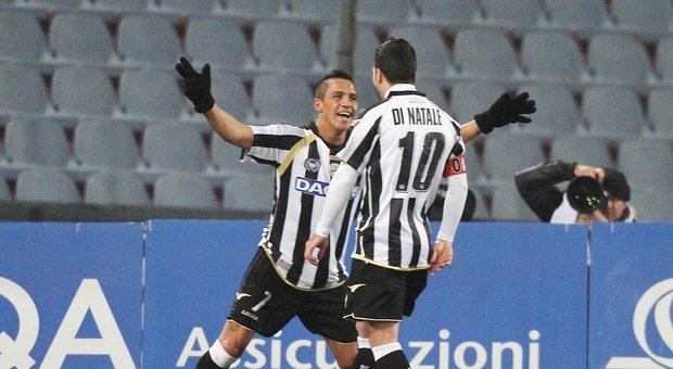 La magica stagione dell'Udinese 2010/11