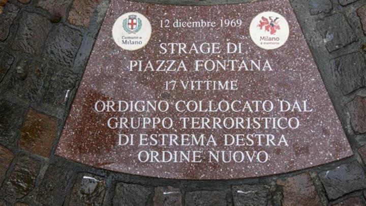 12-15 dicembre 1969: strage di Piazza Fontana e morte Pinelli