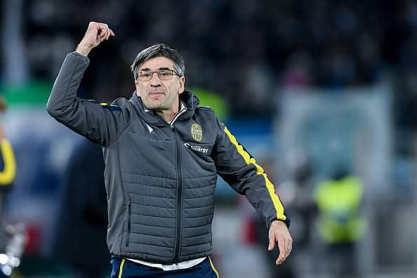 Come Re Mida: la parabola di Juric allenatore dell'Hellas Verona