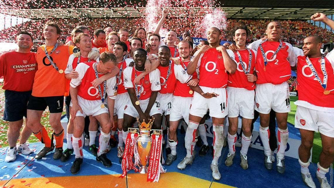 The Invincibles: la parabola vincente dell'Arsenal degli Invincibili