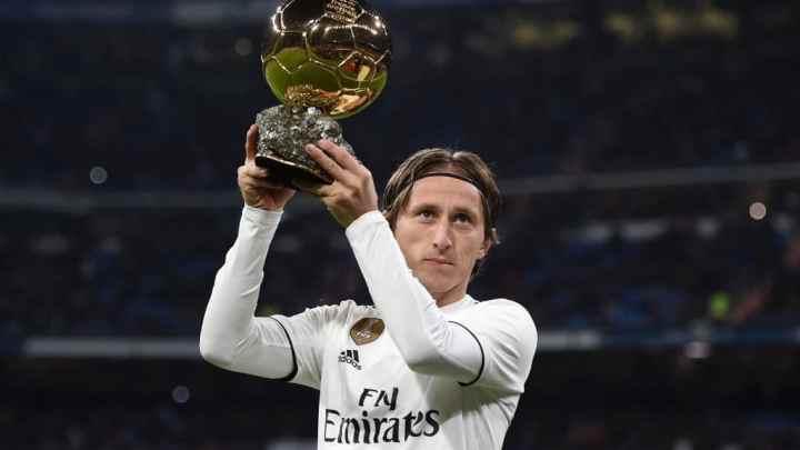 Luka Modric, il rifugiato di guerra diventato Pallone d'oro