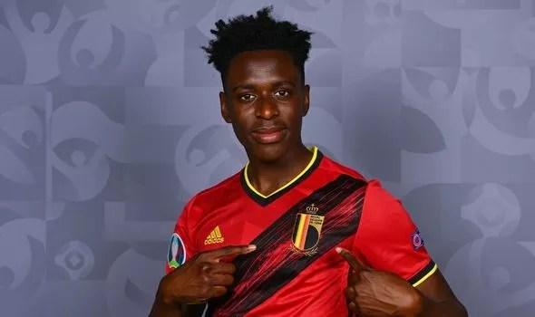 Arsenal Albert Sambi Lokonga 3112296